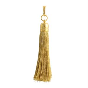 Picture of Gold Metallic Tassel